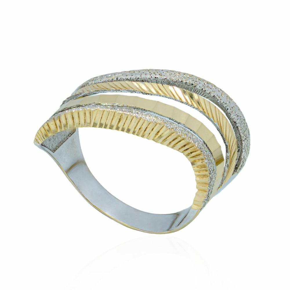 Pre-owned 18ct Gold Fancy Dress Ring