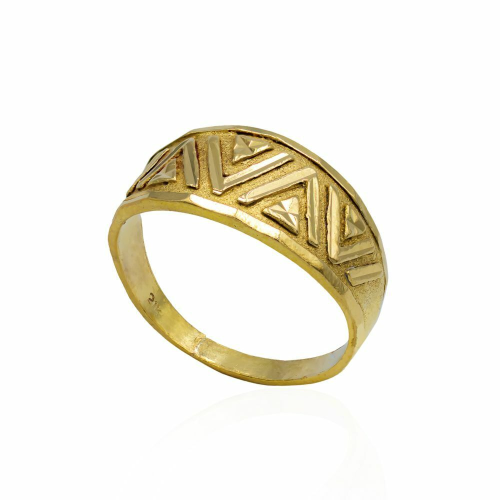Pre-owned Engraved Ring