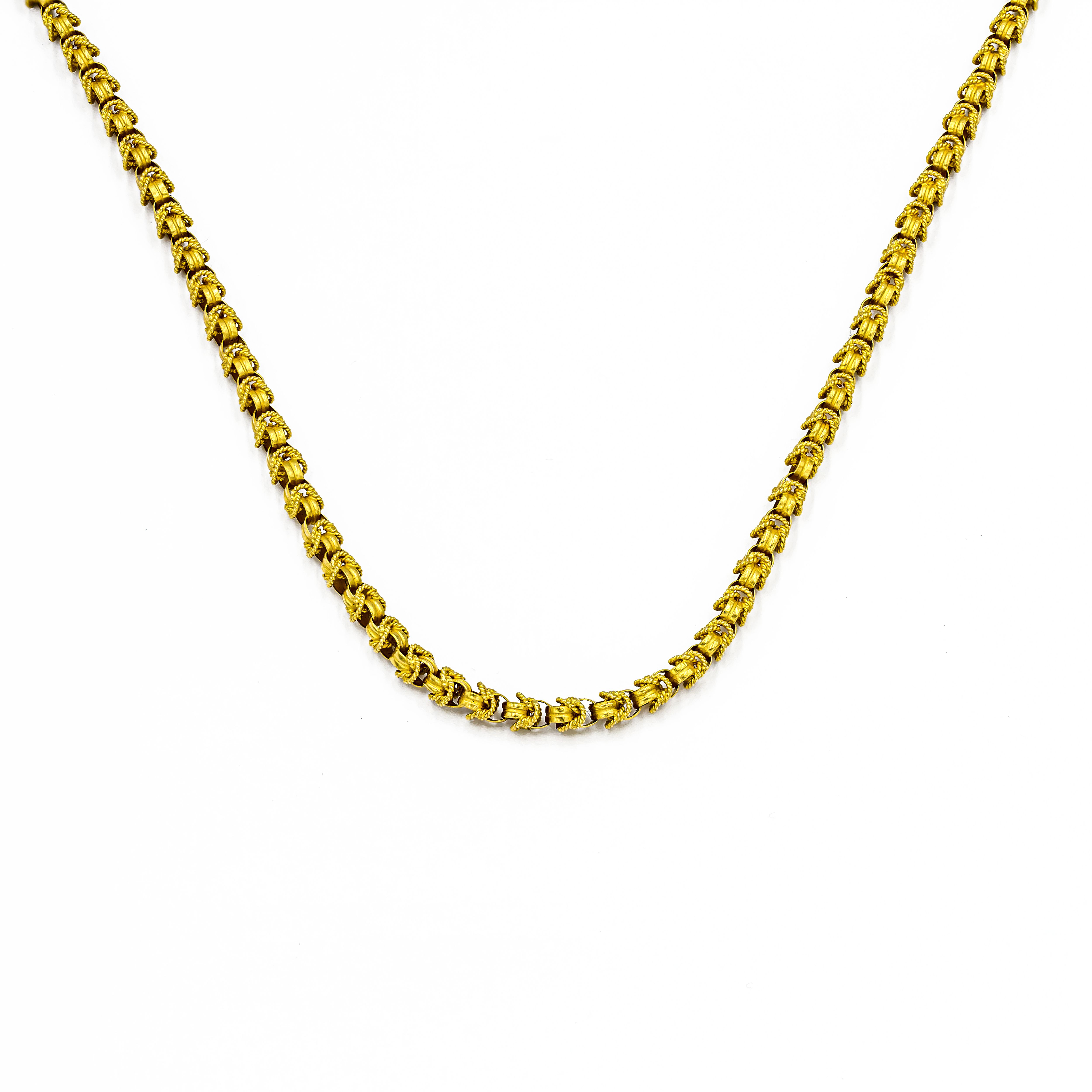 Pre-owned 18ct Yellow Gold Chain