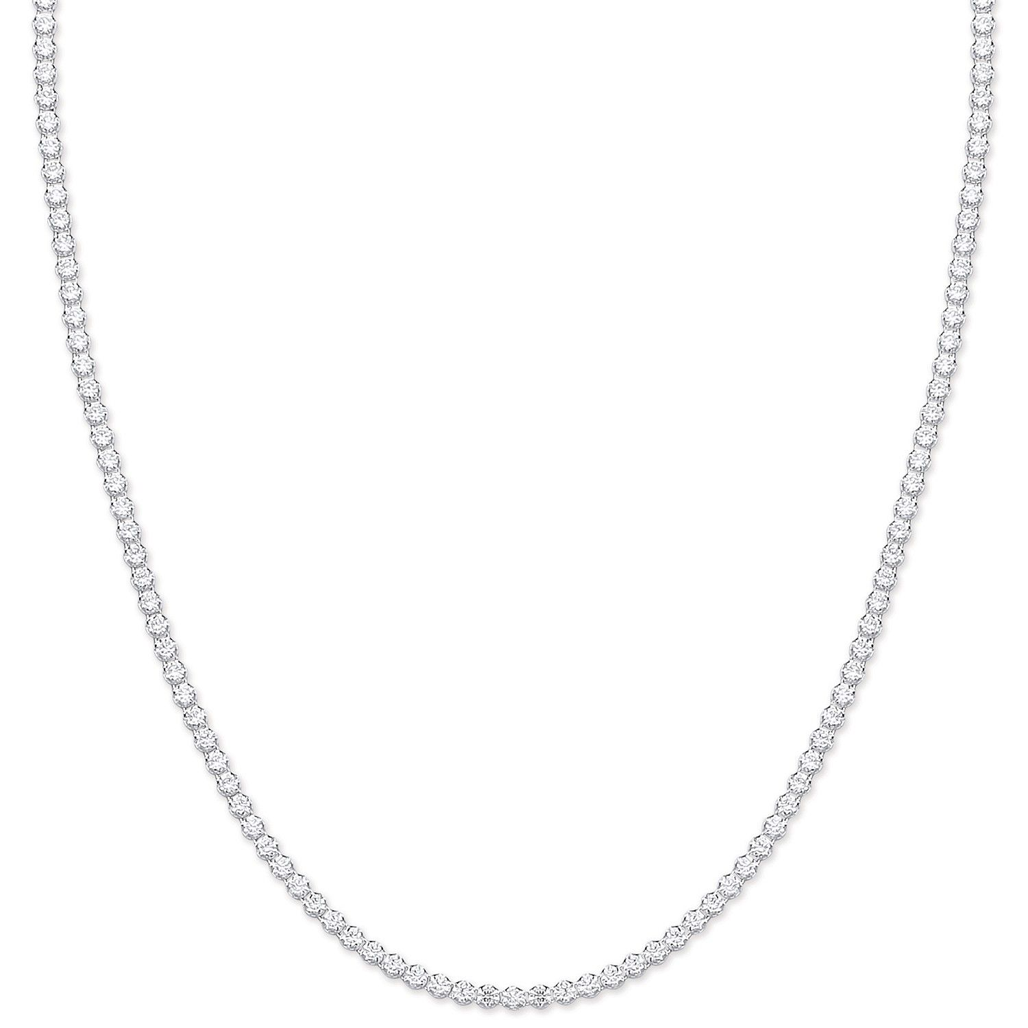 925 Rose Silver 2.5mm Chain