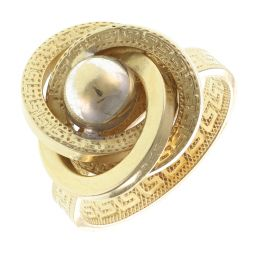 Pre-Owned 14ct Yellow Gold Knot Ring  - 2.5g