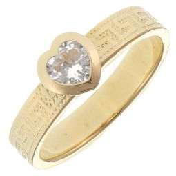 Pre-Owned 18ct Yellow Gold Heart Ring  - 1.5g