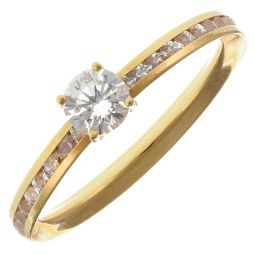 Pre-Owned 18ct Yellow Gold Gemstone Ring  - 1.2g