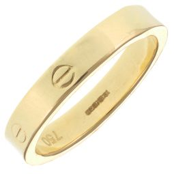Pre-Owned 18ct Yellow Gold Band Screw Ring  - 1.6g