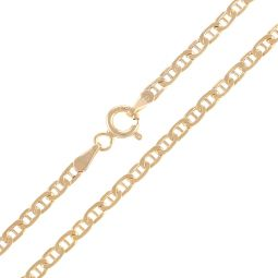 18ct Yellow Gold Anchor Chain - 2.3mm - 2.93g
