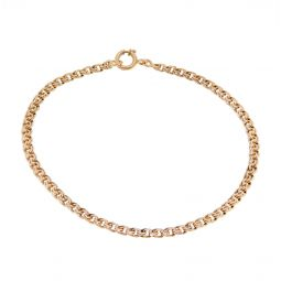 Pre-owned 18ct Gold Handmade Bracelet