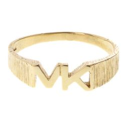 Pre-owned 9ct Yellow Gold Initial Ring - Size S