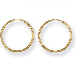 9ct Yellow Gold Sleepers