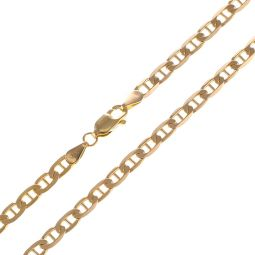 """Pre-Owned 9ct Yellow Gold Anchor Chain - 10.5G -20"""""""