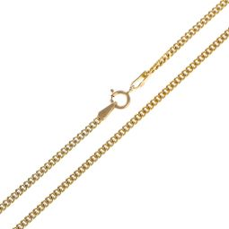 Pre-Owned 9ct Yellow Gold Curb Chain