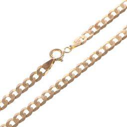 Pre-Owned 9ct Yellow Gold Curb Chain - 6G