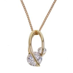 Pre-owned 9ct Gold Fancy Necklace