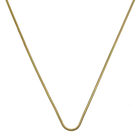 Pre-owned 14ct Yellow Gold Chain