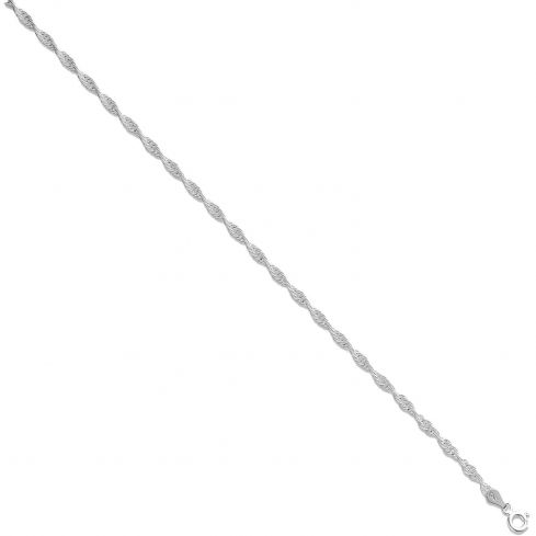 Silver 3.5mm Prince Of Wales Chain