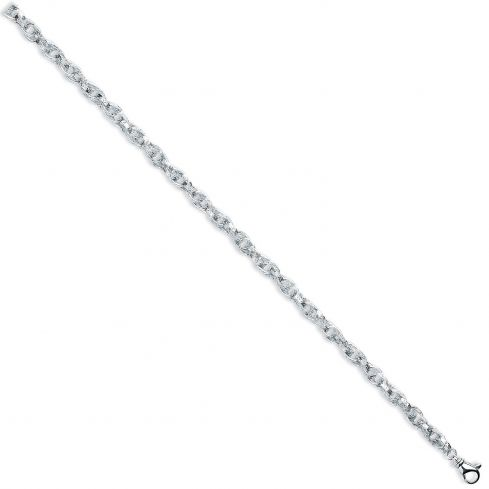 Silver 6mm Prince Of Wales Chain