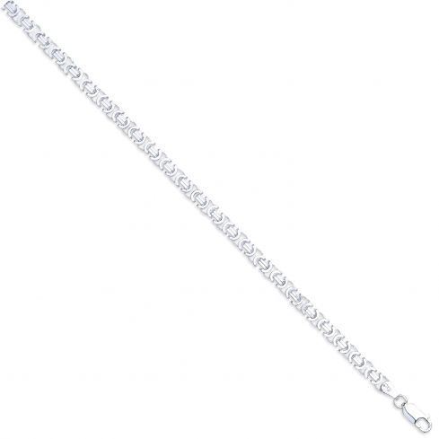 Silver 5.5mm Necklace Chain