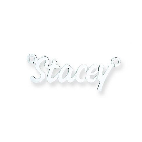 Silver Challenge Nameplate with 16